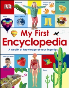 My First Encyclopedia, Hardback Book