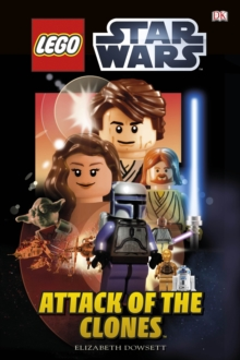 LEGO Star Wars Attack of the Clones, Hardback Book