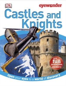 Castles and Knights, Hardback Book