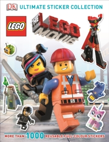 The LEGO Movie Ultimate Sticker Collection, Paperback Book