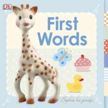 Sophie La Girafe First Words, Board book Book