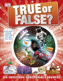 True or False?, Hardback Book