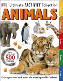 Ultimate Factivity Collection Animals, Paperback Book