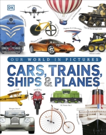 Cars Trains Ships and Planes, Hardback Book