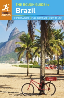 The Rough Guide to Brazil, Paperback Book