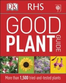 RHS Good Plant Guide, Paperback Book