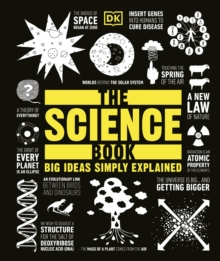 The Science Book, Hardback Book