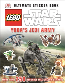 LEGO Star Wars Yoda's Jedi Army Ultimate Sticker Book, Paperback Book