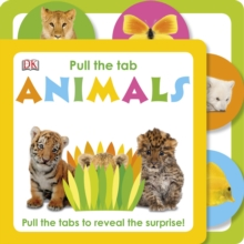 Pull The Tab Animals, Board book Book