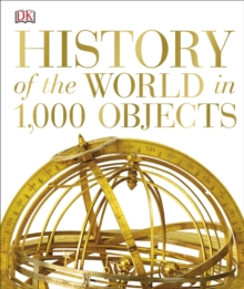 History of the World in 1000 objects, Hardback Book