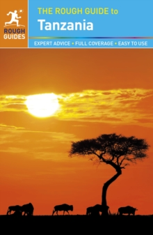 The Rough Guide to Tanzania, Paperback Book