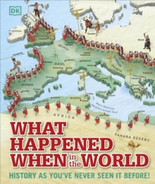 What Happened When in the World, Hardback Book