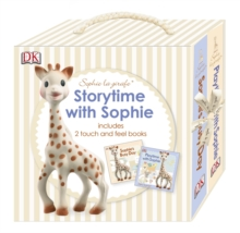 Sophie La Girafe Slipcase Storytime with Sophie, Board book Book