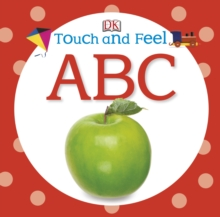 Touch and Feel ABC, Board book Book