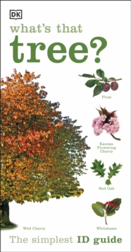 RSPB What's That Tree?, Paperback Book