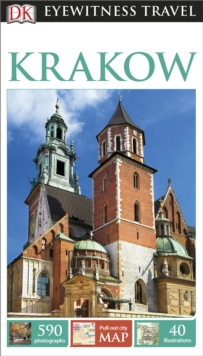 DK Eyewitness Travel Guide: Krakow, Paperback Book