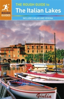 The Rough Guide to the Italian Lakes, Paperback Book