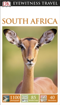DK Eyewitness Travel Guide: South Africa, Paperback Book