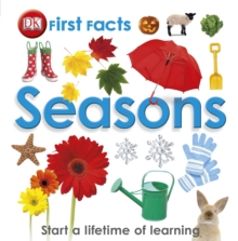 First Facts Seasons, Hardback Book