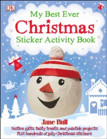 My Best Ever Christmas Activity Book, Paperback Book