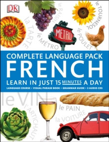 Complete Language Pack French, Paperback Book