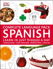 Complete Language Pack Spanish, Paperback Book