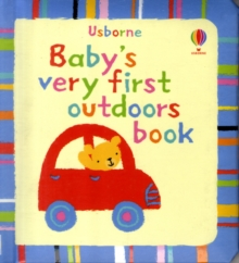 Baby's Very First Book of Outdoors, Board book Book