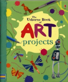 Mini Art Projects, Spiral bound Book