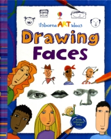 Drawing Faces, Hardback Book