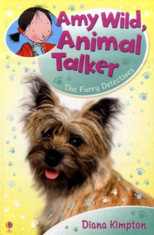 Amy Wild, Animal Talker: Furry Detective, Paperback Book