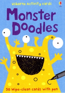 Monster Doodles, Novelty book Book