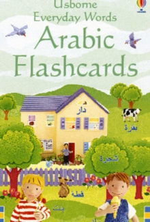 Everyday Word Flashcards In Arabic, Novelty book Book
