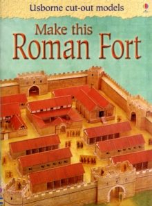 Make This Roman Fort, Paperback Book