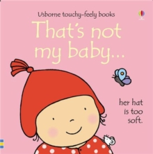 That's Not My Baby - Girl, Board book Book