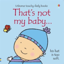 That's Not My Baby (Boy), Board book Book