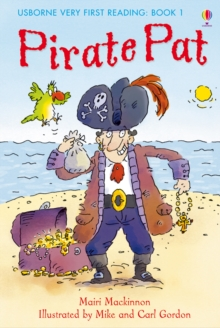 Pirate Pat, Hardback Book