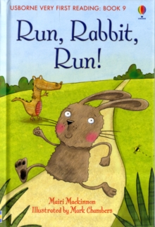 Run Rabbit Run, Hardback Book