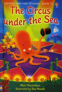 The Circus Under the Sea, Hardback Book
