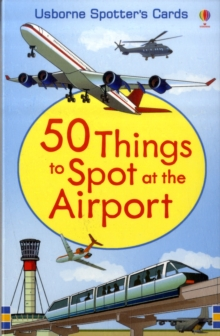 50 Things to Spot at the Airport, Novelty book Book