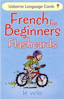 French For Beginners Flashcards, Novelty book Book