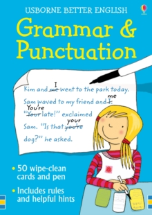Grammar and Punctuation, Novelty book Book