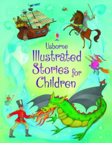 Illustrated Stories for Children, Hardback Book