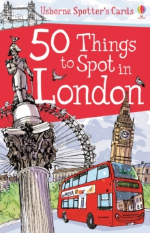 100 Things to Spot in London, Novelty book Book