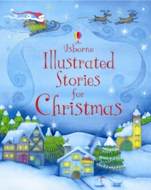 Illustrated Stories for Christmas, Hardback Book