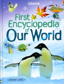 First Encyclopedian of Our World, Hardback Book
