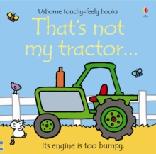 That's Not My Tractor, Board book Book