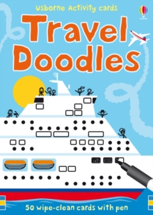 Travel Doodles, Novelty book Book