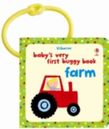 Baby's Very First Buggy Book Farm, Novelty book Book