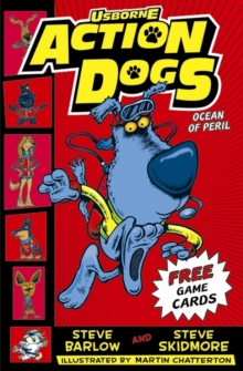 Action Dogs: Ocean of Peril, Paperback Book
