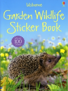 Garden Wildlife Sticker Book, Paperback Book